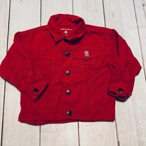 Other - NC State Denim Jacket